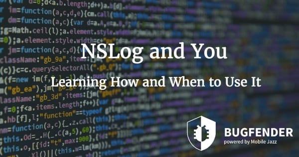 最基本的调试是NSLog及DEBUG预处理器宏