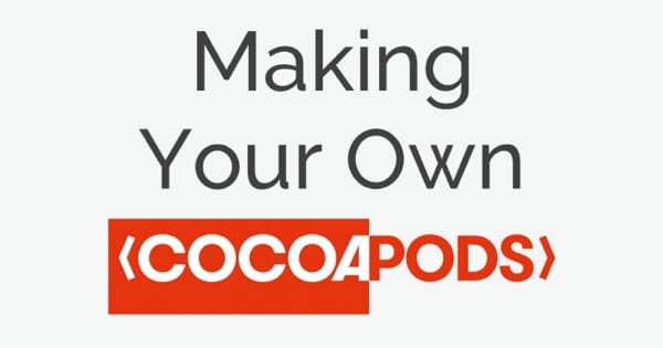 创建Cocoapods私有库托管工程的模块进行依赖